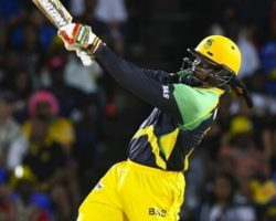 Chris Gayle Surpasses 13,000 T20 Runs to Secure Jamaica Tallawahs Win